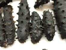 dried prickly sea cucumber price,complete dehydration