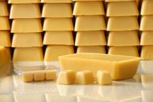 High purity natural yellow beeswax, bee wax slab