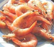 200-300g Shrimps / frozen seafood