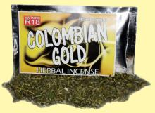 Colombian Gold Herbal Incense