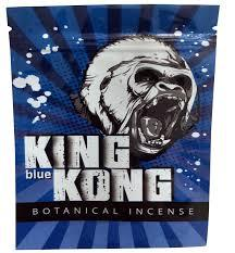 King kong botanical herbal incense potpourri