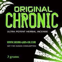 Original Chronic Herbal Incense 3g