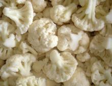 Fresh Frozen cauliflower grade A
