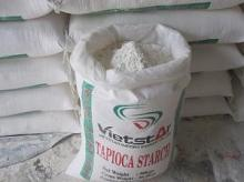 TAPIOCA STARCH, FOOD AND INDUSTRY GRADE