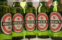Becks Beer/ Bottles Supply