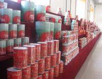 CANNED TOMATO PASTE ALL SIZE . 70g - 140g - 210g - 400g - 800g - 2200g - 3000g - 4500g