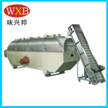 Vibration fluidized bed for chicken essence