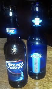 BUDWEISER BUD LIGHT BEER BAR RAIL DRINK  RUBBER  SPILL MAT MANCAVE PARTY