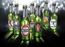 First Class Becks Premium German Lager Beer - 12 x 660 ml