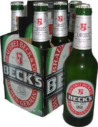 NEW products 2014 international beer brand beer glasses becks beer