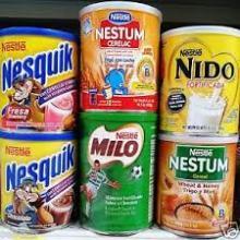 Nido/Nestle Milk powder for sale