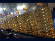 Refined Canola Cooking Oil