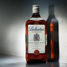 Ballantines drinks