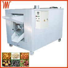 100-500kg/h Peanut Roasting machine