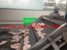 Tilapia Fillet IQF produced by tilapia fillet professionals