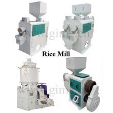 Rice mill - Rice whitener