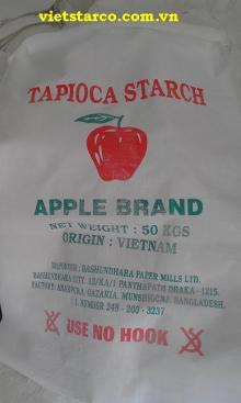 TAPIOCA STARCH/ CASSAVA STARCH , APPLE BRAND