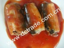 Canned Pacific Mackerel