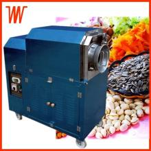 Electric  Gas  Nut roaster machine