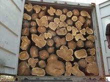 Teak sawn timber, teak round logs