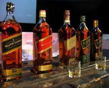 Johnny Walker Red Label whisky